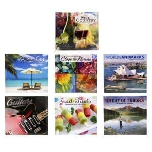 Wholesale Assorted 16-Month Wall Calendars (2018)