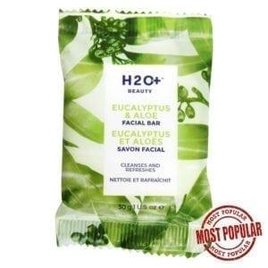 Wholesale Travel Size H2O+ Eucalyptus And Aloe Facial Bar (30g)