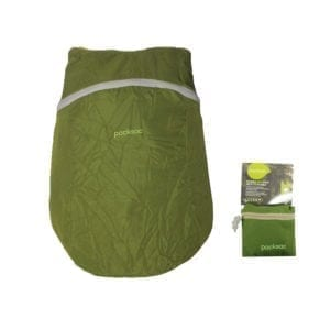 Wholesale Small Foldable Green Backpack