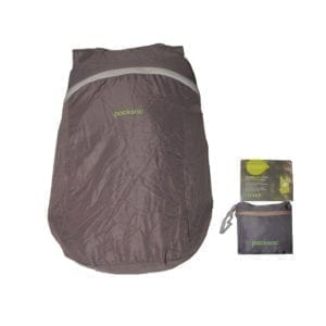 Wholesale Small Foldable Grey Backpack
