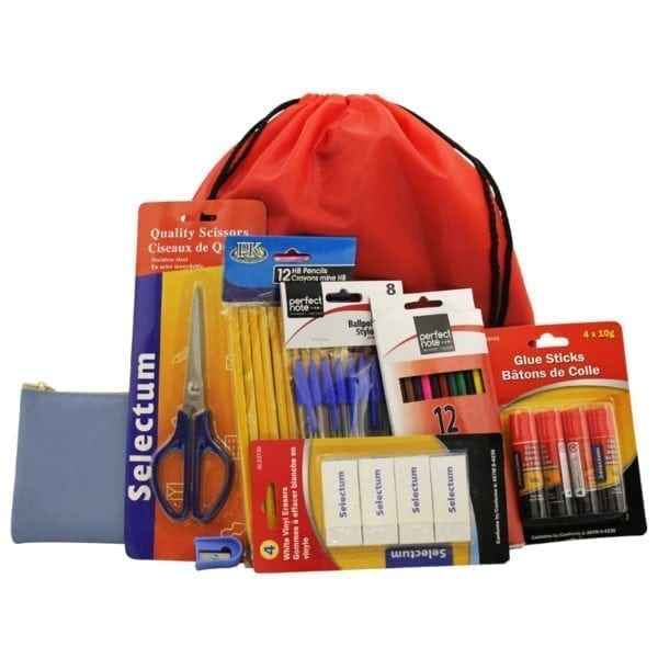 Basic High School Kit - 9 Items (44 Pieces)