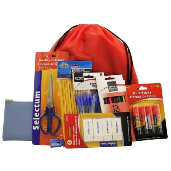 Basic Middle School Kit - 9 Items (44 Pieces)
