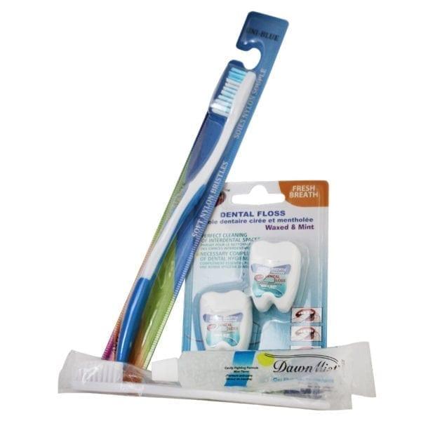 Global Brigade Honduras Medical Kit (Dental Items Only) - 3 Items