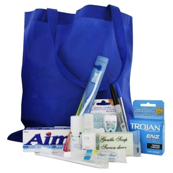 Global Brigade Honduras Medical Kit (Environmentally Friendly) - 12 Items