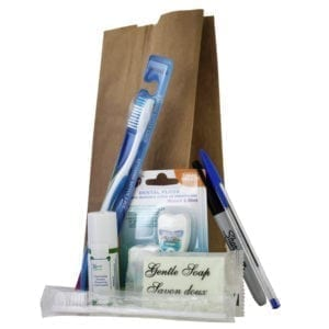 Global Brigade Nicaragua Basic Medical Kit - 9 Items