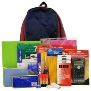 Premium High School Kit - 14 Items (47 Pieces)
