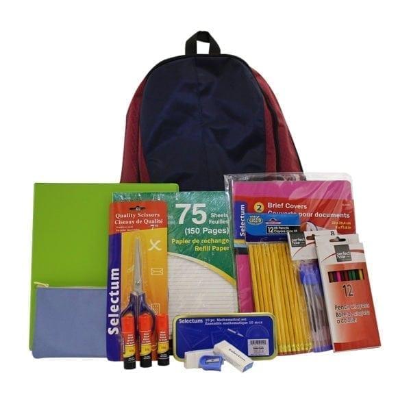 Premium Middle School Kit - 14 Items (47 Pieces)