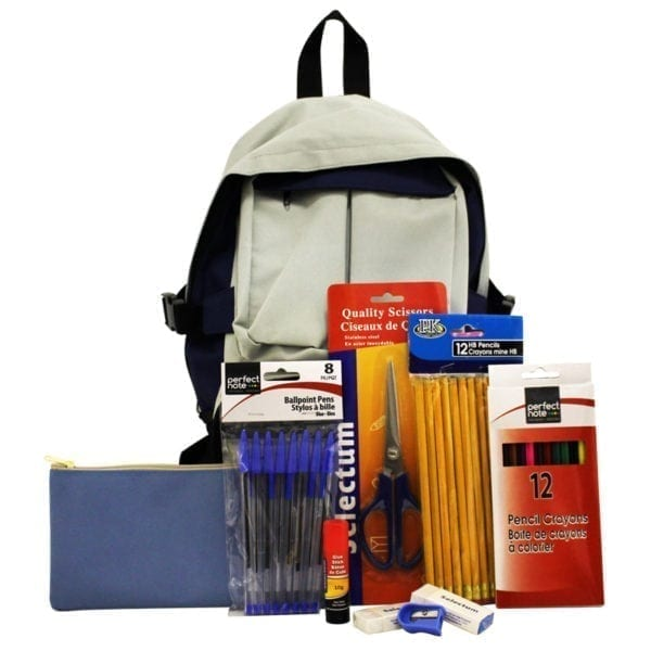 Standard High School Kit (Option A) - 9 Items (39 Pieces)