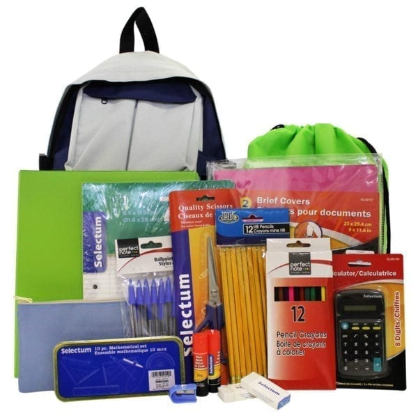 Standard High School Kit (Option B) - 14 Items (46 Pieces)