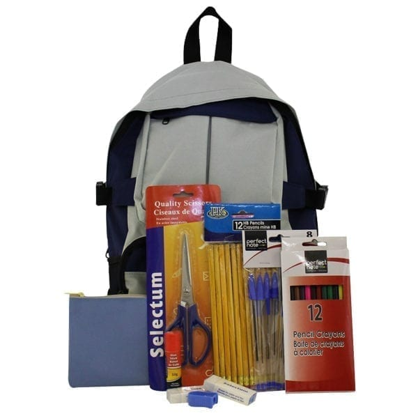 Standard Middle School Kit (Option A) - 9 Items (39 Pieces)