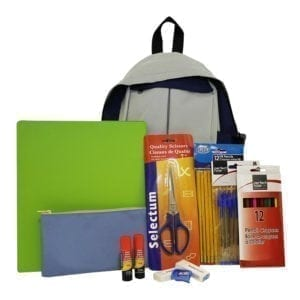 Standard Middle School Kit (Option B) - 14 Items (46 Pieces)