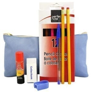 Basic Educational Kit - 8 Items (19 pieces)