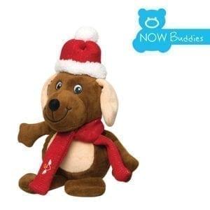 Custom Jacob The Holiday Dog Stuffed Animal