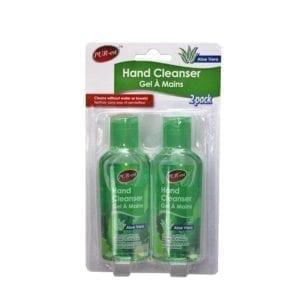 Wholesale 2-Pack Hand Sanitizer - Ale Vera Scent