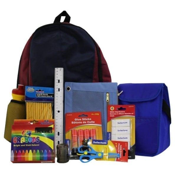 Premium Kindergarten Kit - 11 Items (91 Pieces)