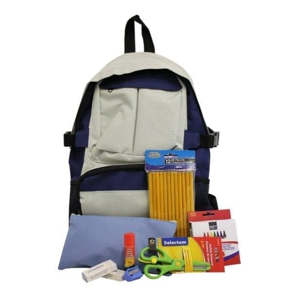 Standard Kindergarten Kit - 9 Items (43 Pieces)