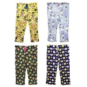 Wholesale Ladies'/Youth Plus Size Plush Fleece PJ Pants (Size 2XL-3XL)