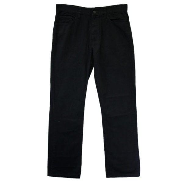 Wholesale Men's Black Pants (Size 30 - 40)