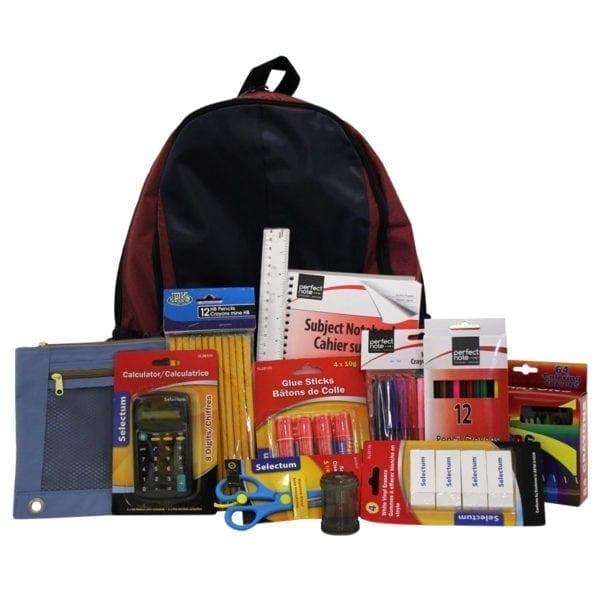 Premium Elementary Kit - 13 Items (115 Pieces)