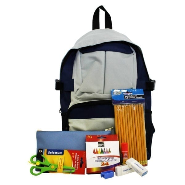 Standard Elementary Kit - 8 Items (43 Pieces)