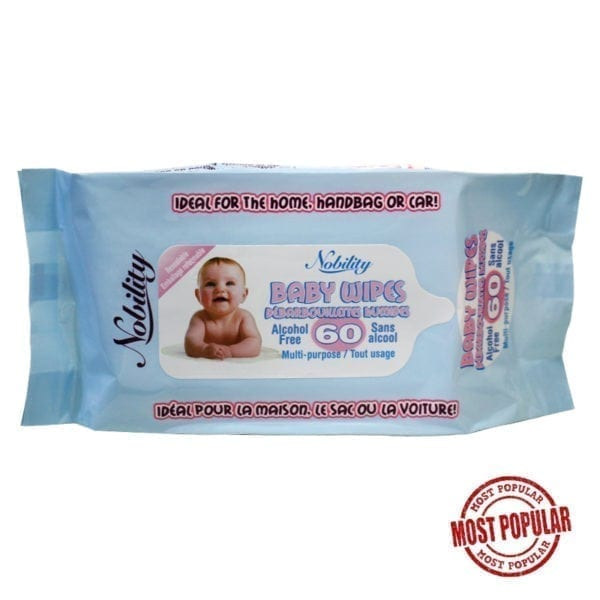 Wholesale Unscented Baby Wipes
