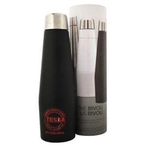 Custom Rivoli Vacuum Water Bottle (19oz)