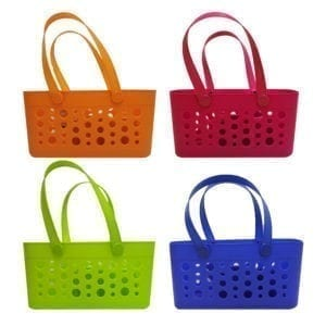 Wholesale Plastic Shower Caddy ( 4 Colours)