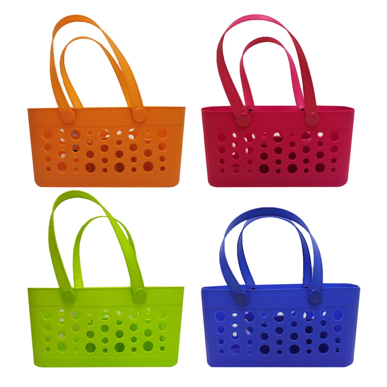 Wholesale Plastic Shower Caddy ( 4 Colours) | Bargains Group