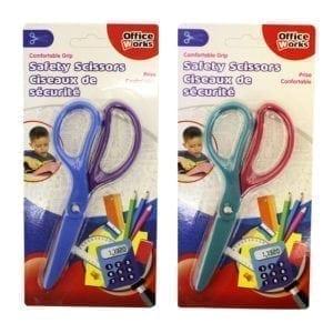 Wholesale Safety Scissors 2 Colours