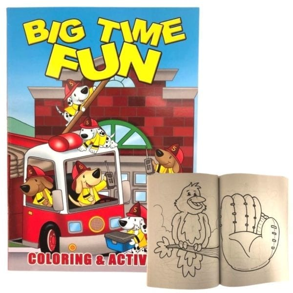 Wholesale Colouring and Activity Books for Children