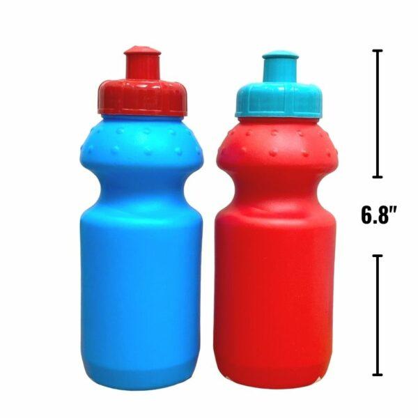 Wholesale-Water-Bottle-Red-Blue-350-ml