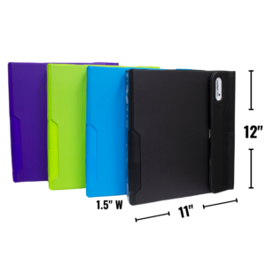 WHOLESALE 1.5 BINDER WITH ACCESSORIES