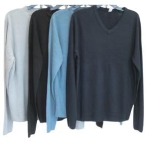 Wholesale Adult V-neck Sweater