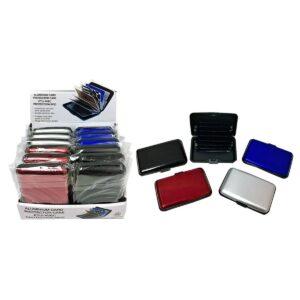 Wholesale Aluminum Card Protector Wallet