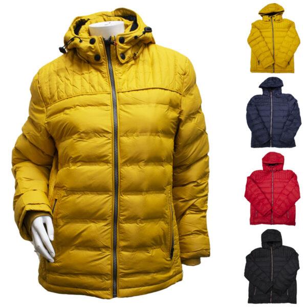 Wholesale-Bubble-Jacket-Assorted-Colours