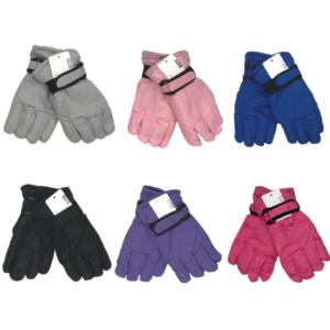 Wholesale Kids' Ski Gloves