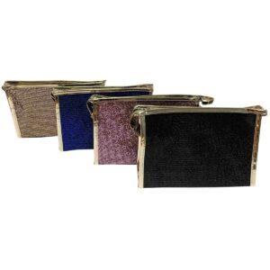 Wholesale glitter cosmetic bag