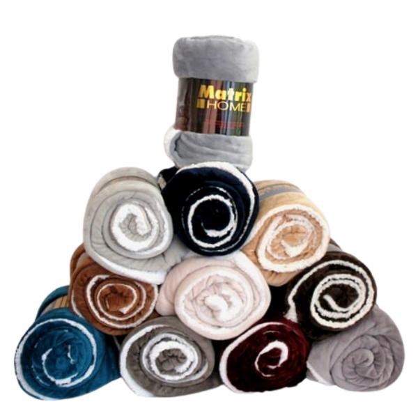 wholesale sherpa throw blanket 50x60